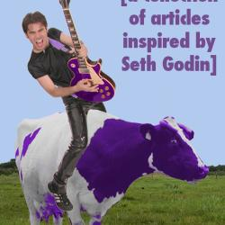 Free Kindle Download: Riffs on a Purple Cow (Inspired by Seth Godin)